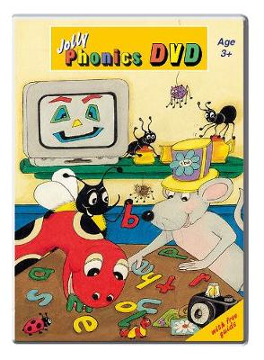 Jolly Phonics DVD: in Precursive Letters (British English edition)