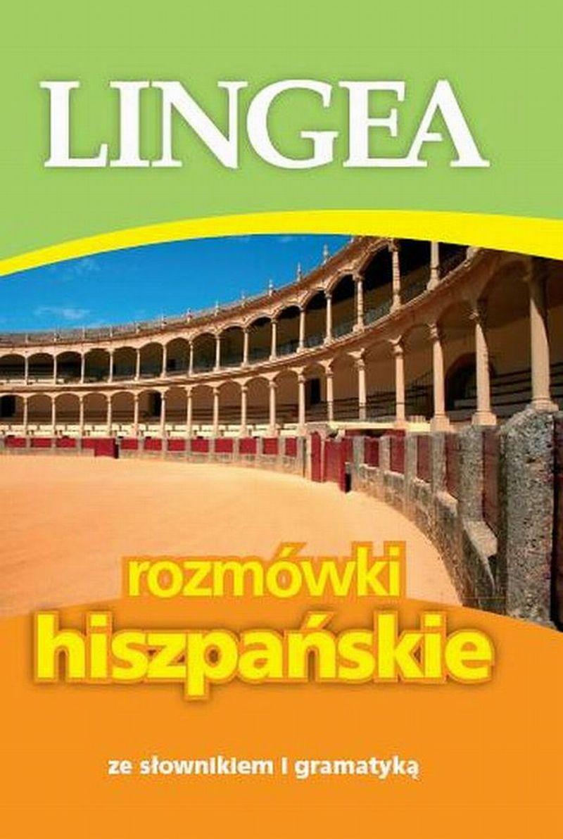 Rozmówki hiszpańskie wyd 3 Cover