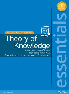 Pearson Baccalaureate Essentials: Theory of Knowledge Print and eBook Bundle