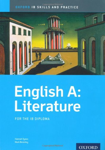 IB English A Literature: Skills and Practice