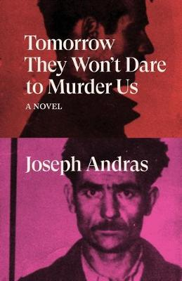 Tomorrow They Won't Dare to Murder Us: A Novel