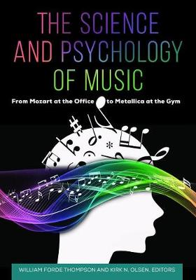 The Science and Psychology of Music:.. Cover