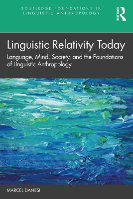 Linguistic Relativity Today: Language,.. Cover