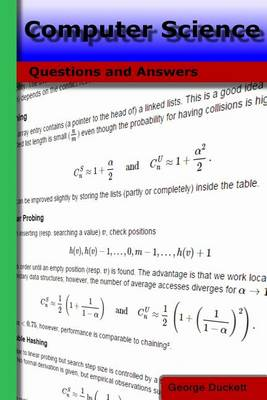 questions on computer science Get computer science question answers with explanation, numerical, online test, mock test for interviews, competitive and academic exams.