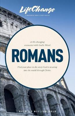 Lc Romans (20 Lessons): Life Change.. Cover