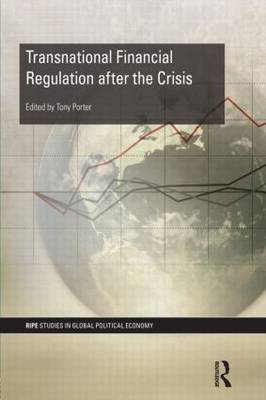 Transnational Financial Regulation After.. Cover