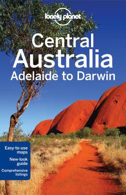 Central Australia - Adelaide to Darwin TSK 6e