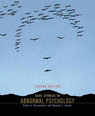 Case Studies in Abnormal Psychology Cover
