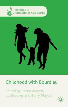 Childhood with Bourdieu Cover