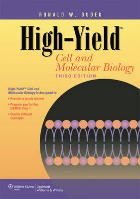 High-yield Cell and Molecular Biology