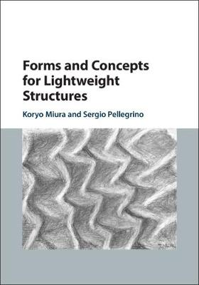 Forms and Concepts for Lightweight.. Cover