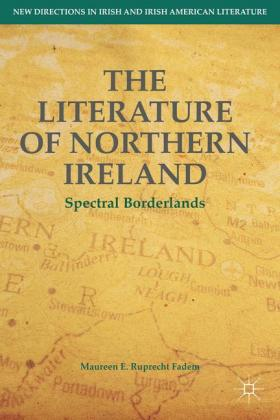 The Literature of Northern Ireland:.. Cover