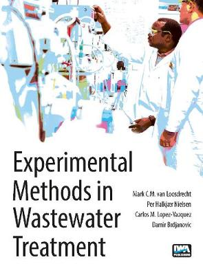 Experimental Methods in Wastewater.. Cover