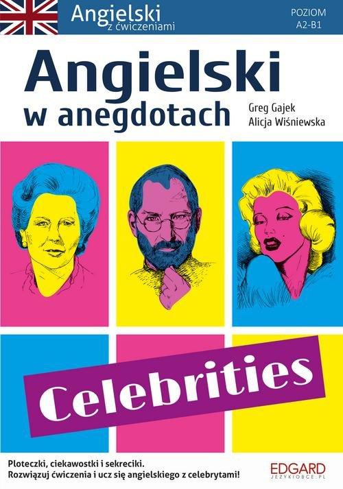 Angielski w anegdotach Celebrities Cover