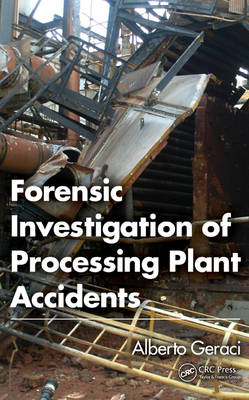 Forensic Investigation of Processing.. Cover