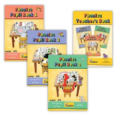 Jolly Phonics Class Set: in Precursive.. Cover