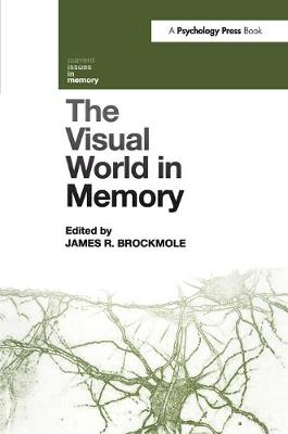The Visual World in Memory Cover