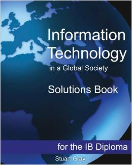 Information Technology in a Global.. Cover