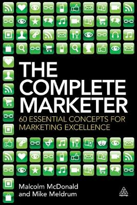 The Complete Marketer: 60 Essential.. Cover