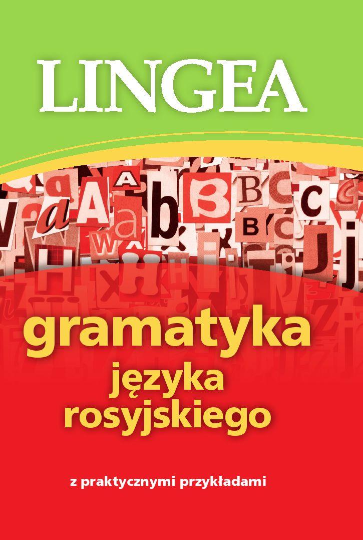 Gramatyka języka rosyjskiego Cover