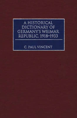 a history of problems in weimar republic Economical crises hyperinflation in the weimar republic between 1921 and 1924 and then the great depression between 1929 and 1933 lack of belief in democracy most of the germans didn't believe in the democratic system.