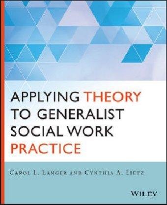 Theories Used in Social Work Practice