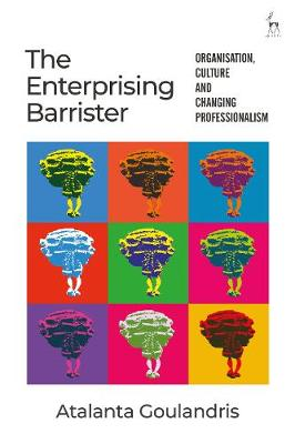 The Enterprising Barrister:.. Cover