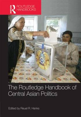 Routledge Handbook of Central Asian.. Cover