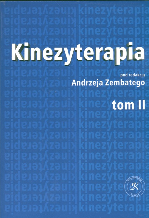 Kinezyterapia Tom 2 Cover