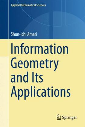 Information Geometry and Its Applications Cover
