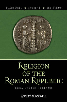 Religion of the Roman Republic Cover
