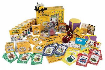Jolly Phonics Classroom Kit Plus: in.. Cover