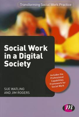 Social Work in a Digital Society Cover
