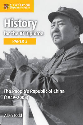 The People's Republic of China (1949-2005): Paper 3
