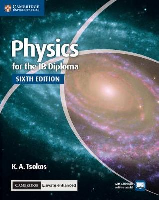 IB Diploma: Physics for the IB Diploma.. Cover