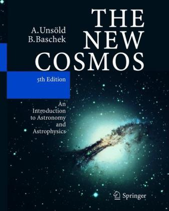 The New Cosmos: An Introduction to.. Cover