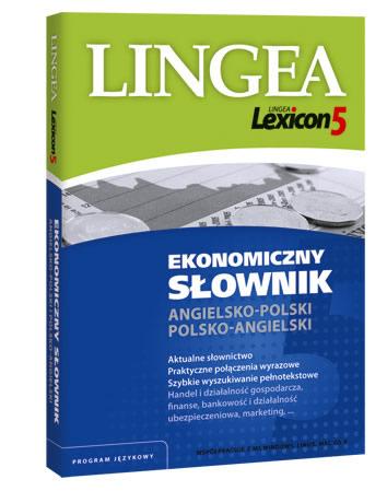 Lexicon 5 Ekonomiczny słownik.. Cover