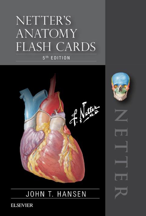 Netter's Anatomy Flash Cards E-Book