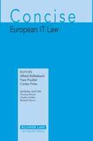 Concise Commentary of European IT Law