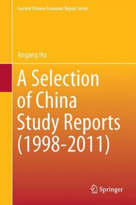 A Selection of China Study Reports.. Cover