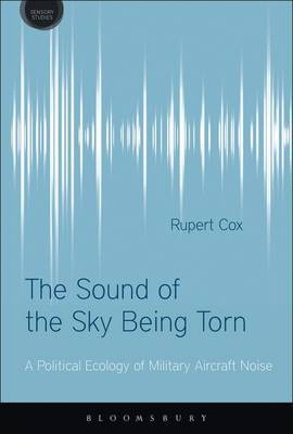 The Sound of the Sky Being Torn: A.. Cover