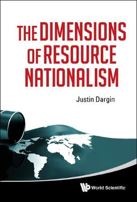 Dimensions Of Resource Nationalism, The Cover