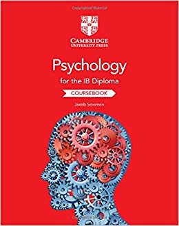 IB Diploma: Psychology for the IB Diploma Coursebook