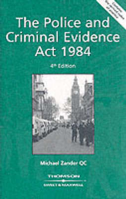 essay police criminal evidence act 1984