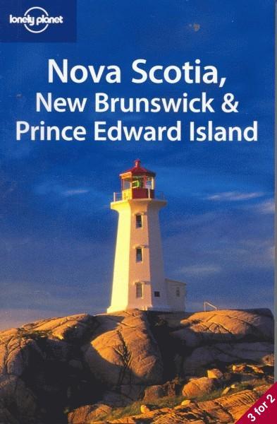 Nova Scotia New Brunswick & Prince Edward Island TSK 1e