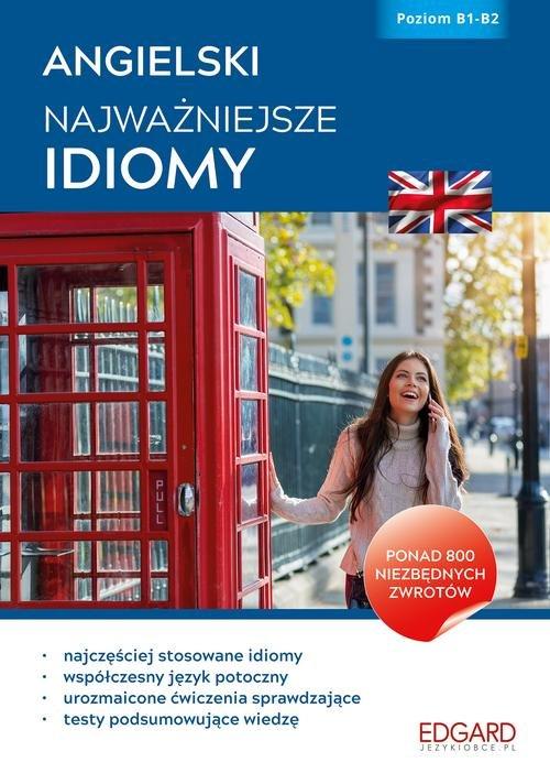 Angielski Najważniejsze idiomy Cover