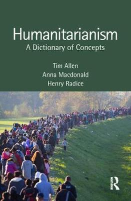 Humanitarianism: A Dictionary of Concepts Cover