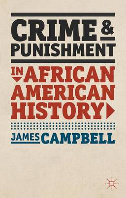 Crime and Punishment in African American.. Cover