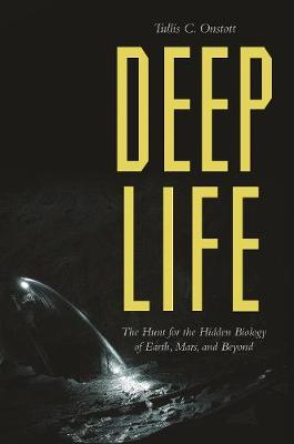Deep Life: The Hunt for the Hidden.. Cover