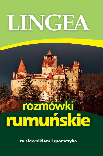 Rozmówki rumuńskie Cover